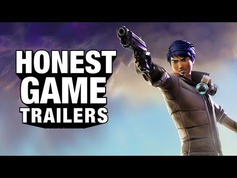 FORTNITE (Honest Game Trailers)