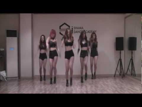 女子職業舞團!每一位身材都有D以上!
