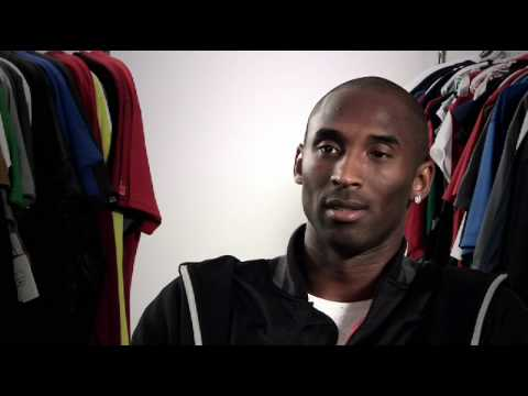 Nike Sportswear x Kobe Bryant   AW77 Hoodie Athlete Style Photo Shoot | Behind the Scene Video