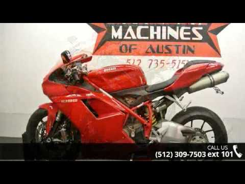 2008 Ducati 1098  - Dream Machines Indian Motorcycle - Ro...