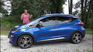 7. Here's Why the Chevy Bolt is the Uncool Electric Car