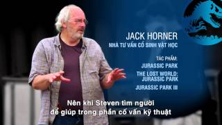 JURASSIC WORLD - THẾ GIỚI KHỦNG LONG - Feat Classic Jurassic Crew, the gioi khung long, phim the gioi khung long, xem phim the gioi khung long