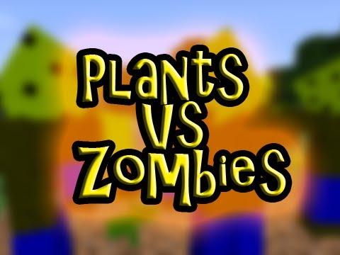 Minecraft - Episode 278 - Plants vs Zombies | ipodmail