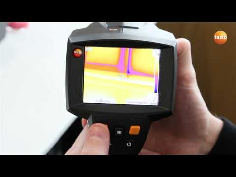 testo 875i - Step 11 - How to Activate measurement functions