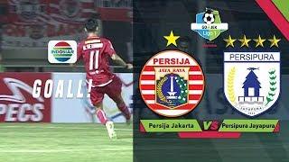 Video Goal! Novri Setiawan - Persija FC 2 vs 0 Persipura   Go-Jek Liga 1 Bersama Bukalapak MP3, 3GP, MP4, WEBM, AVI, FLV Mei 2018
