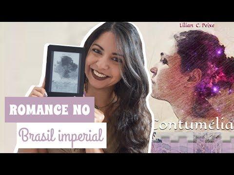 ROMANCE E SUSPENSE NO BRASIL IMPERIAL: CONTUMÉLIA, LILIAN PEIXE | RESENHA | MINHA VIDA LITERÁRIA