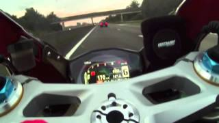 10. Ducati panigale 1199 top speed 300km/h