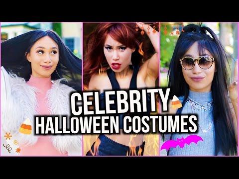 5 Celebrity Halloween Costume Ideas! Ariana, Taylor, Kim and Kylie!