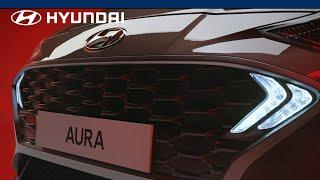Hyundai | AURA | Light Up