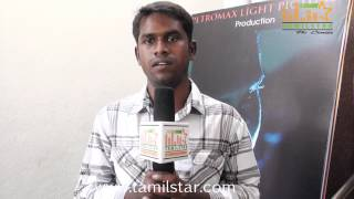Director Vinoth Speaks at Kanavu Short Film Screening