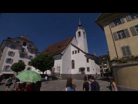 Ελβετία: Όταν σου τηλεφωνεί ο… Θεός!