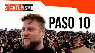 Startupismo - Paso 10: MVP