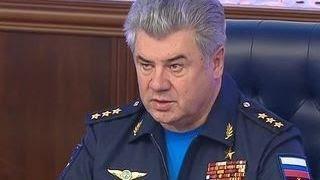 Главком ВКС РФ рассказал, как именно турки сбили Су-24