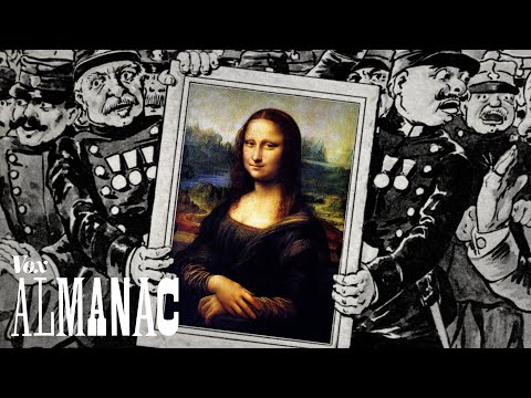 How the Mona Lisa Became So Famous