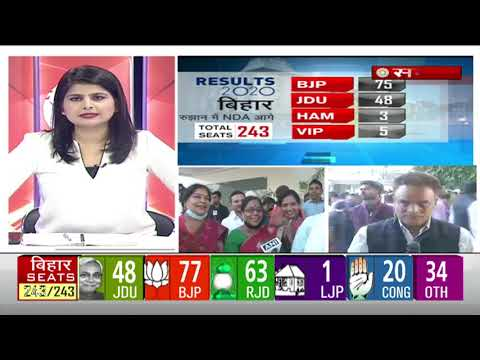Bihar Election 2020 Results