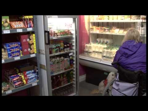 PEOPLE'S SUPERMARKET (O) - A short film about the People's Supermarket on the Cowley Road, Oxford, made on the Shooting Video Intensive course run by Film Oxford. In the film the filmm...