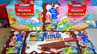 "NEW 2017 Smurfs: The Lost Village Sony Pictures Animated Film Promotional Zott Monte Snack & Choco Dessert Pack with Stickers + Baloccon Mini Colomba with i Puffi Tags Rare European Collection - Los Pitufos - Papa Smurf - Gargamel - Brainy & Clumsy... 2017 Smurfs The Lost Village Limited Edition Toy in Kinder Maxi Chocolate Surprise Eggs: https://youtu.be/ShsrPKiTxJ42013 The Smurfs 2 McDonalds Happy Meal Toys + Gift,Box, Pillow Mclanche Feliz: https://youtu.be/ZZ15Q0Kg04E 2016 Disney Finding Dory & Frozen Big Mini Action Figures Collection: https://youtu.be/4n_zYG19PYg 2014 The Smurfs Movie PEZ Candy & Dispenser Complete Set スマーフ: https://youtu.be/GVjNvePukq0 Disney Frozen - Star Wars - Cars & Mickey & Minnie Clubhouse Jelly Candies Packs: https://youtu.be/MrLFHgsA77A 2016 Disney Pixar Finding Dory / Nemo Movie Giant Mystery Blind Bag - Bags: https://youtu.be/5VDg80OPbko Disney Pixar The Good Dinosaur Surprise Eggs - Juguetes Huevos in Drinks + Toys Full Set: https://youtu.be/ye1gTySkrwM Disney Princess Palace Pets 24 Kinder Surprise Egg Special Limited Edition Mini Figure: https://youtu.be/gwuamYXkHNI Disney Cars & Planes Movies Tins Surprise Bauble Balls Collection Überraschung: https://youtu.be/lvvcaoAWpig Disney Frozen Elsa + Anna + Olaf & Violetta Cosmetic Gift Box for Little Girls Review: https://youtu.be/BdhDSfryl0Y Journey to Star Wars: The Force Awakens Disney Movie Collectors Card Booster Pack: https://youtu.be/5LpHm6Yrs-Y Disney Pixar Inside Out Movie Cinema Pack Theater Complete Set 3 Emotions Cup Topper: https://youtu.be/CwoZpsH--84 Disney Junior Minnie - Daisy & Donald Phidal Storybook 12 Figurines to Collect in Europe: https://youtu.be/zjx5-_lLXd8 2017 Smurfs: The Lost Village Breakfast Cereal Packs Surprise Figures to Collect: https://youtu.be/aEFep6t6nRc Film: Educational Video for Kids 2017 by P.S.W.C. Music: Song Music ""Sound One"" Long Version Ware Created by Me and Are My Property (p)(c) 2013 by Polsih Star Wars Collector ( P.S.W.C. )  http://www.youtube.com/user/supersprinttom/about"