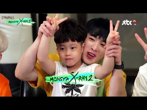 [ENG / INDO / ESP / POR SUB] MONSTA X RAY Season 2 Episode 7