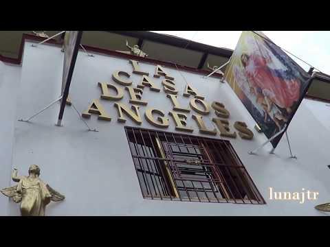 La Casa de los Ángeles y La Fortaleza de San Miguel Arcángel CDMX