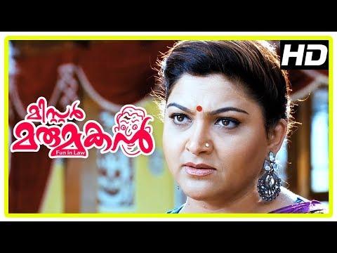 Mr Marumakan Movie | Best of Kushboo Scenes | Part 1 | Dileep | Sanusha | Sheela | Bhagyaraj