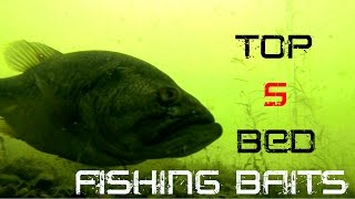 Video Top 5 baits for Bed Fishing MP3, 3GP, MP4, WEBM, AVI, FLV Mei 2019