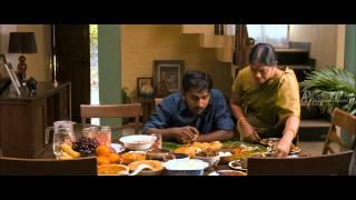 Soodhu Kavvum - M.S. Bhaskar scolds his wife
