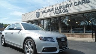2009 Audi A4 Avant In Review - Village Luxury Cars Toronto
