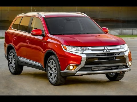 2016 Mitsubishi Outlander Review