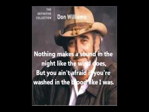 Don Williams-Good Ole Boys Like Me (With lyrics)