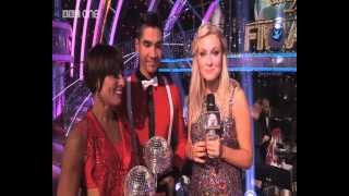 Louis & Flavia's winners interview