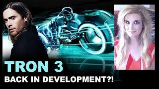 Tron 3 2020 UPDATE - Daft Punk! Jared Leto? Disney Plus? by Beyond The Trailer