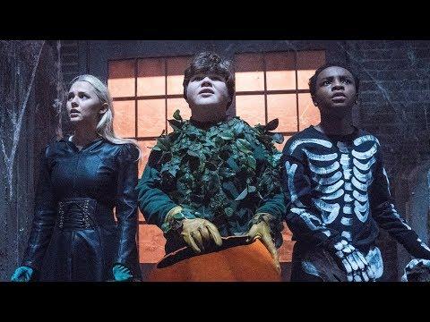GOOSEBUMPS 2 Haunted Halloween International Trailer
