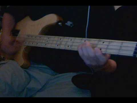 Sausage - Riddles Are Abound Tonight Bass Cover (видео)