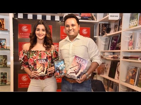 "UNCUT: Alia Bhatt Launch the Trailer of ""Sita - Warrior of Mithila"""