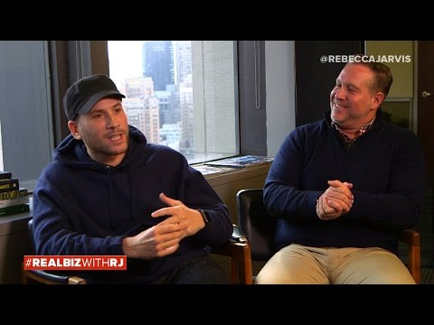 Marc Ecko Complex Media | Real Biz with Rebecca Jarvis | ABC News