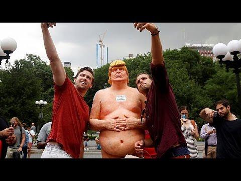 ΗΠΑ: Ο Ντόναλντ Τραμπ είναι «γυμνός»