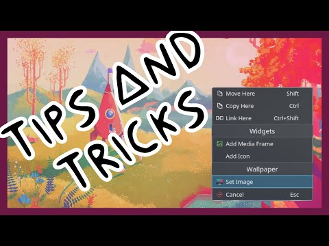KDE Tips and Tricks for System Tray, Screenshots and More!