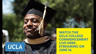 UCLA College of Letters and Science Commencement Ceremony - 2pm