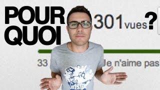 Video Pourquoi YouTube bloque à 301 vues ? - Cyprien MP3, 3GP, MP4, WEBM, AVI, FLV Mei 2017