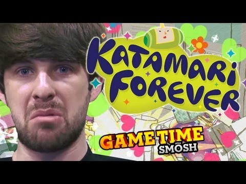 WITH - Rolling Everything up in Katamari Forever Subscribe to Smosh Games! http://smo.sh/SubSmoshGames Play with us! Subscribe: http://smo.sh/SubscribeSmoshGames Li...