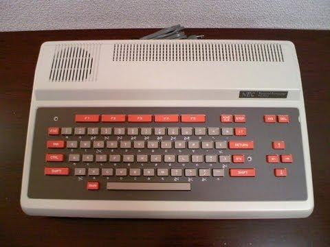1981年発売のパソコンPC-6001の未開封品を開けました(動画)