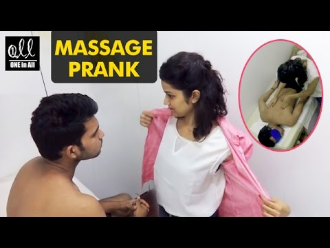 Massage Prank in India Latest Pranks Video