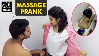 Download Video Massage Prank in India | 2016 Latest Pranks in India | One in All MP3 3GP MP4