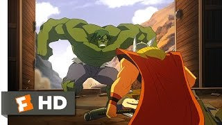Nonton Hulk Vs   2009    Hulk Vs  Thor  Round One Scene  2 5    Movieclips Film Subtitle Indonesia Streaming Movie Download