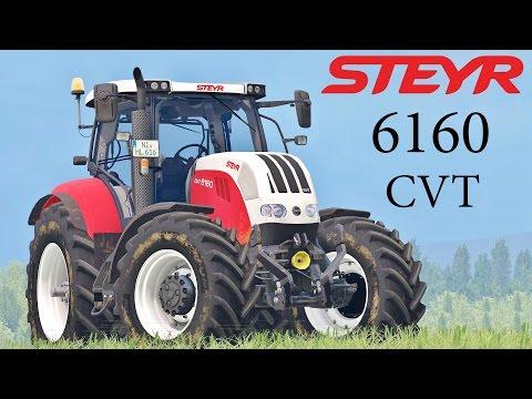 STEYR 6160 CVT  EDIT UKL-MODDING v2.0