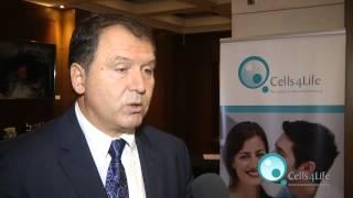 Цветан Алайков за приложението на стволовите клетки в хематологията