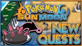 PYUKUMUKU TOSS LEAK! NEW QUESTS! Pokémon Sun and Moon Leak and News by aDrive