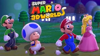 Nonton Super Mario 3D World - Full Game Co-op Walkthrough (All Green Stars) Film Subtitle Indonesia Streaming Movie Download