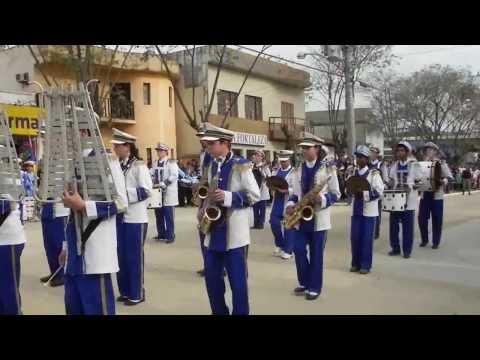 Banda da Chuvisca - Apresentação Cerro G. do Sul 01-09-2013 - 02