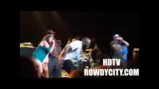 OCD: Moosh & Twist live with Rowdy City (Video Performance)